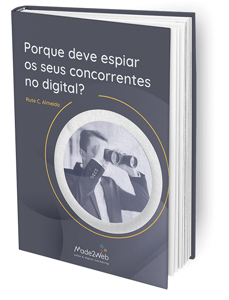 Ebook Porque deve espiar os seus concorrentes no digital