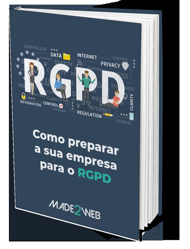 Sabe o que deve fazer para preparar a sua empresa para o RGPD?